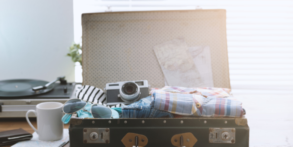 Packing list for your holiday